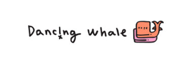 Dancing whale