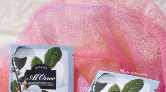 Alonce Cleansing Sheet